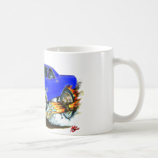 1970 El Camino Blue Truck Coffee Mug