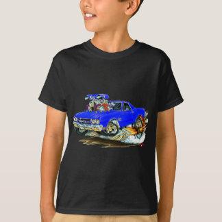 1970 El Camino Blue Truck T-Shirt
