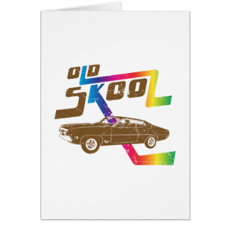 1970 Ford Torino Cobra 429 Cards