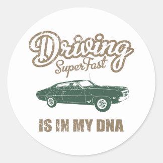 1970 Ford Torino Cobra 429 Sticker
