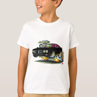 1970 GTO Black Car T-Shirt