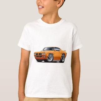 1970 GTO Judge Orange Car T-Shirt