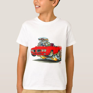 1970 GTO Red Convertible T-Shirt