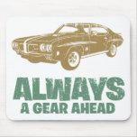 """1970 Pontiac GTO 455 """"JUDGE"""" Mouse Pad"""