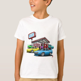 1970 Superbird Gas Station T-Shirt