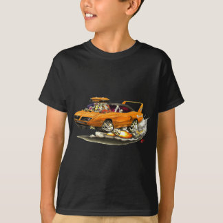 1970 Superbird Orange Car T-Shirt