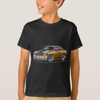 1971-72 Chevelle Brown-Black Car T-Shirt