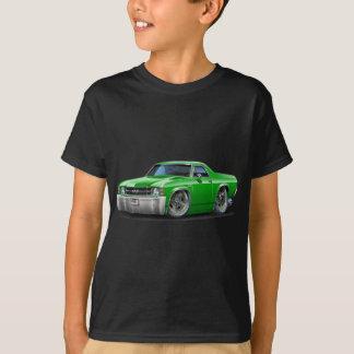 1971-72 El Camino Green Truck T-Shirt
