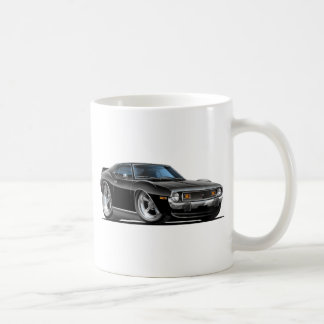 1971-72 Javelin Black Car Mug