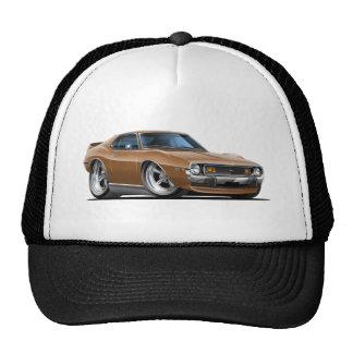 1971-72 Javelin Brown Car Hats