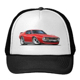 1971-72 Javelin Red Car Trucker Hat