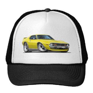 1971-72 Javelin Yellow Car Cap