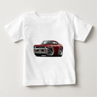 1971-72 Nova Maroon Car Baby T-Shirt