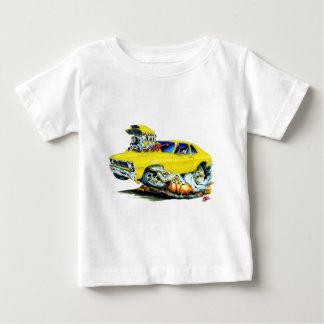 1971-74 Nova Yellow Car Baby T-Shirt