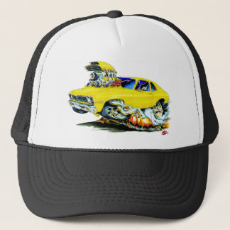1971-74 Nova Yellow Car Trucker Hat