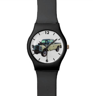 1971 Land Rover Pickup Truck Watch