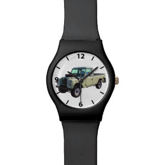 1971 Land Rover Pickup Truck Watches