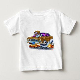1971 Monte Carlo Brown Car Baby T-Shirt