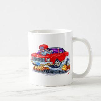 1971 Monte Carlo Red Car Coffee Mug