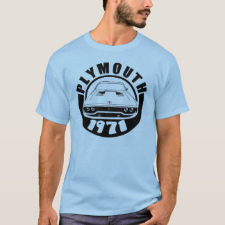 1971 Plymouth Roadrunner Satellite Shirt