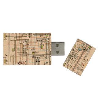 1972 bug wiring diagram wood USB 2.0 flash drive