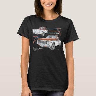 1972 Chevrolet C10 Stepside Pickup Truck T-Shirt