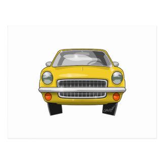 1972 Chevrolet Vega Postcard
