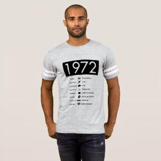 1972-Great Year T-Shirt
