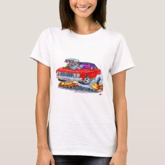 1972 Monte Carlo Red Car T-Shirt
