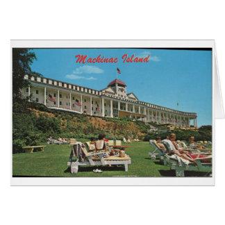 1972 Vintage postcard