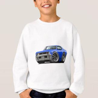1973-74 Nova Blue Car Sweatshirt