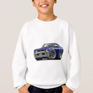 1973-74 Nova Dark Blue Car Sweatshirt