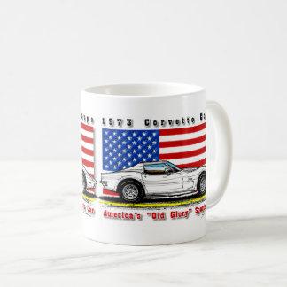 1973 Corvette Coupe Coffee Mug