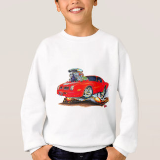 1974-76 Trans Am Red Car Sweatshirt