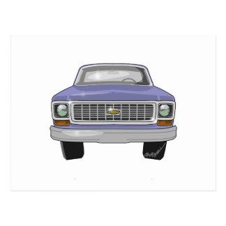 1974 Chevy Truck Postcard