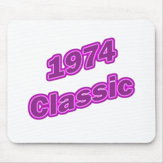 1974 Classic Purple Mouse Pad