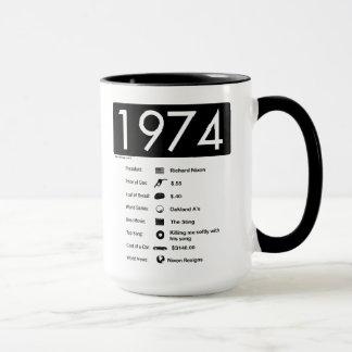 1974-Great Year (15 oz.) Coffee Mug