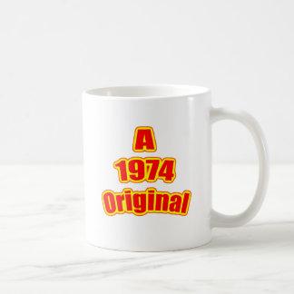 1974 Original Red Mugs