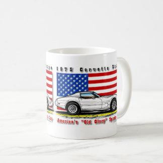 1975 Corvette Coupe Coffee Mug