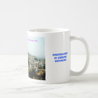 1976 Bovino -  Panorama, BOVINO (FG) Puglia - I... Coffee Mug