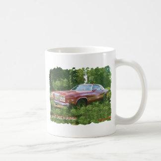 1976 Oldsmobile Cutlass Supreme Coupe. Coffee Mug