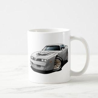 1977-78 Trans Am White Coffee Mug