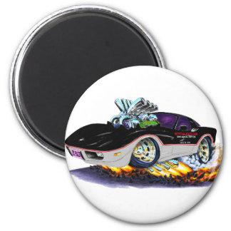 1978 Corvette Indy Pace Car 6 Cm Round Magnet