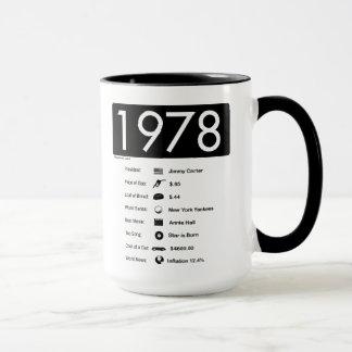 1978-Great Year (15 oz.) Coffee Mug