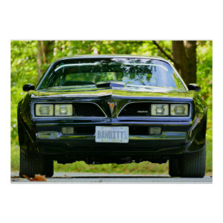 1978 TRANS AM POSTER