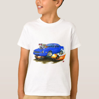 1979-81 Camaro Blue Car T-Shirt