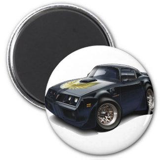 1979-81 Trans Am Black Car Magnet