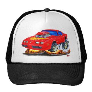 1979-81 Trans Am Red Car Cap