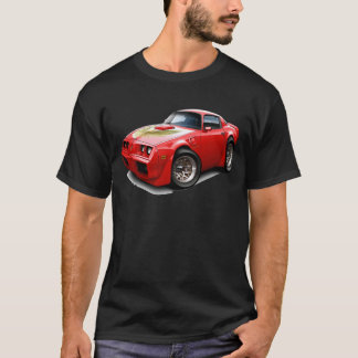 1979-81 Trans Am Red Car T-Shirt