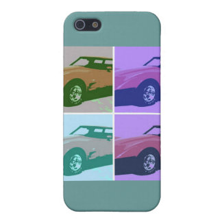 1979 Classic Cars Case For The iPhone 5